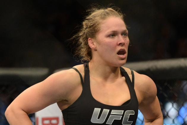 Rousey vs. McMann Results: Winner, Scorecard and Analysis