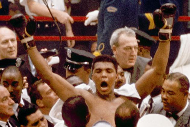 Muhammad Ali's Gloves Worn vs. Sonny Liston Sell for $837K
