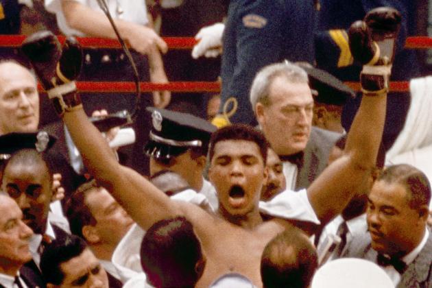 Muhammad Ali's Gloves Worn vs. Sonny Liston Sell for $837K