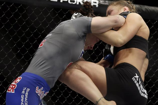Ronda Rousey vs Sara McMann: What We Learned from UFC 170 Main Event