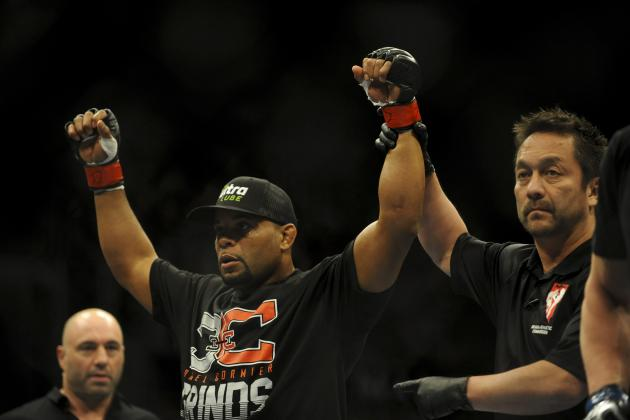 Daniel Cormier Doesn't Deserve the Next Light Heavyweight Title Shot Yet