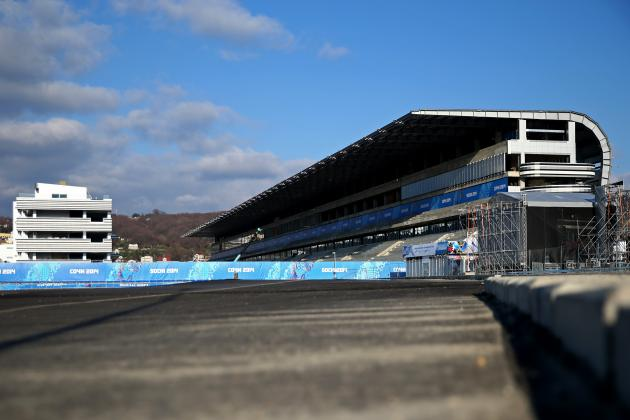 Russian Grand Prix 2014: After the Winter Olympics, Will Sochi Be Ready?