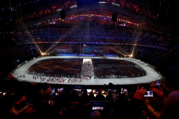 Olympics Closing Ceremony 2014: Last-Minute Guide Ahead of Final Act in Sochi