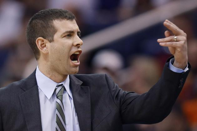 Welcome to the NBA: Brad Stevens Gets 1st-Ever Ejection