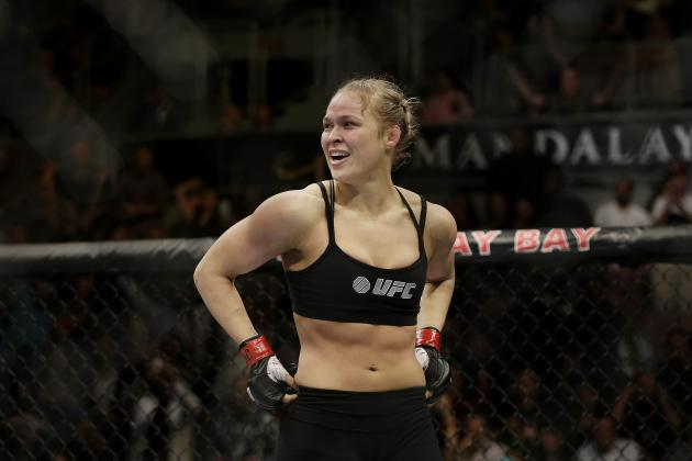 Rousey vs. McMann: Did the Fight Help the Cause of Olympic Combative Sports?