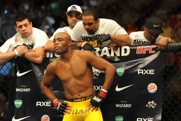 Dana White: Anderson Silva Could Return Before the End of the Year