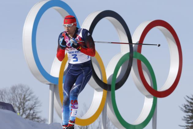 Cross-Country Skiing Medal Results from Olympics 2014 Men's 50K Mass Start Free
