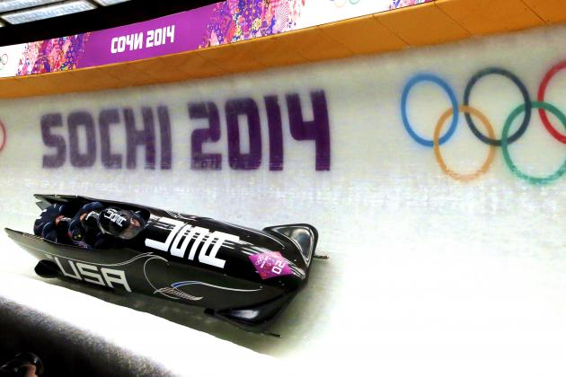 Olympic Men's Bobsled 2014: Live Results, Analysis and Highlights of 4-Man Event
