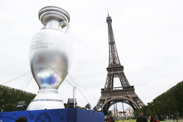 Euro 2016 Qualifying Draw: Live Results, Groups and Reaction