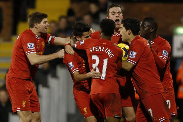 Liverpool vs. Swansea: Live Player Ratings for the Reds