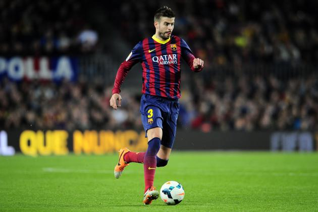 Gerard Pique Injury: Updates on Barcelona Star's Leg and Return