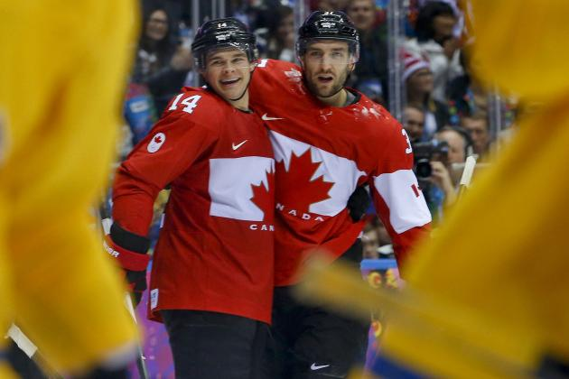 Olympic Hockey 2014: Final Scores, Medal and Award Winners from Men's Bracket