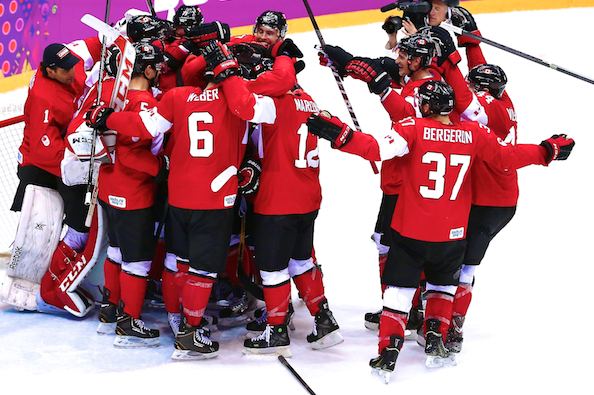 Canada vs. Sweden Gold-Medal Game: Score and Recap from 2014 Winter Olympics