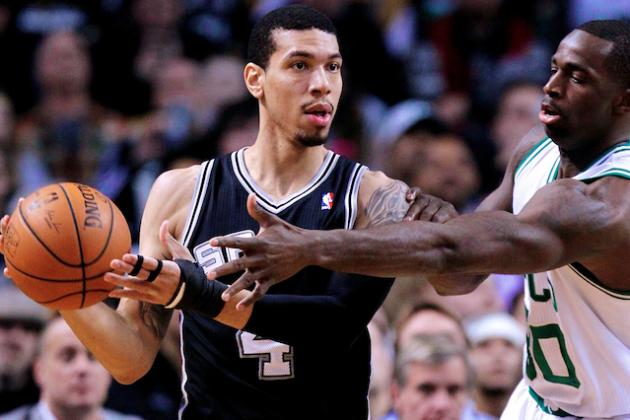 Is Danny Green a Long-Term Building Block for San Antonio Spurs?