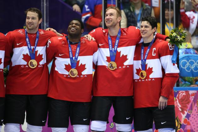 Olympic Hockey 2014: Top Men's Takeaways and Results from Sochi