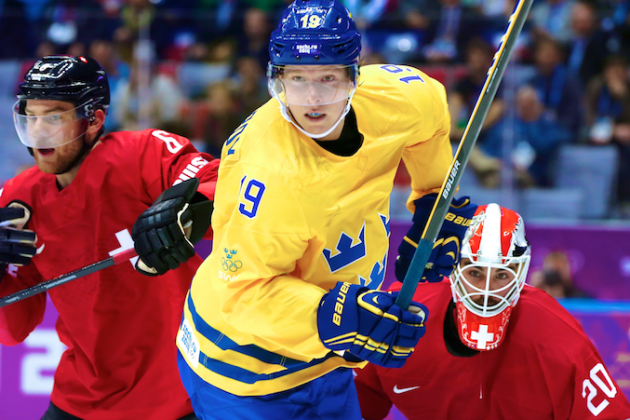 Nicklas Backstrom Tests Positive for Banned Substance at 2014 Winter Olympics