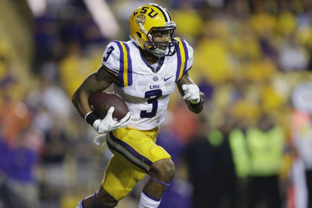 Odell Beckham Jr: Combine Results and Instant Reaction