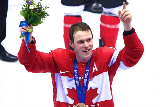 The Ultimate Winner: Jonathan Toews on Top Again as Canada Wins Olympic Gold