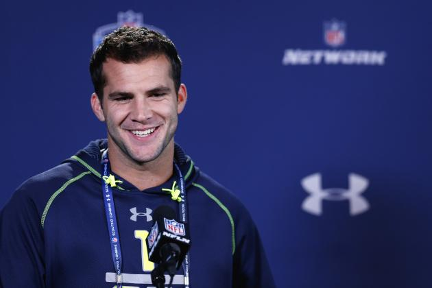 Blake Bortles: Combine Results and Instant Reaction