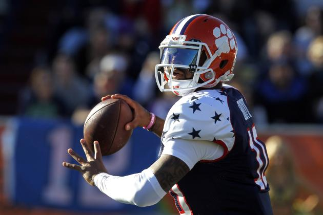 Tajh Boyd: Combine Results and Instant Reaction