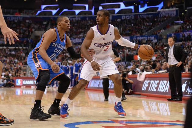 Los Angeles Clippers vs. Oklahoma City Thunder: Live Score and Analysis