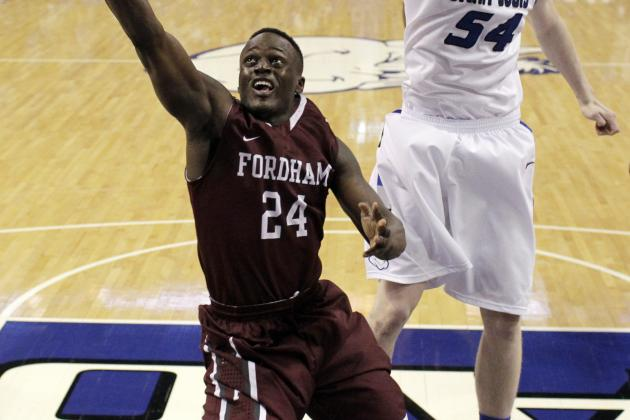 Fordham Routed by Saint Joseph's in a Game That Got Away Early