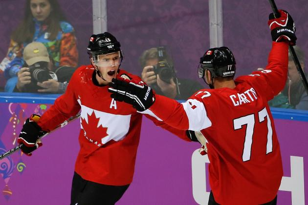 Canada vs. Sweden Gold-Medal Game: Turning Points and Best Performances in Sochi