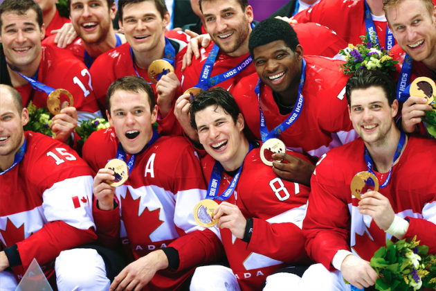 Why 2014 Gold Is Canada's Greatest Olympic Men's Hockey Achievement