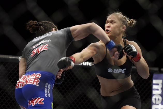 UFC 170: Ronda Rousey Wrecks Sara McMann, Can Anyone Stop the Champion?