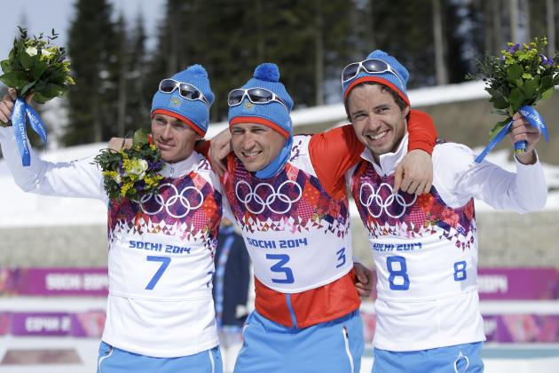 Olympic Medals 2014: Winners and Final Tally from Sochi