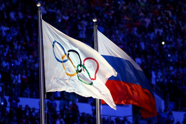 Olympic 2014 Medal Count: Final List of Winners from Each Event in Sochi