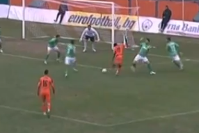 GIF: Amazing Solo Effort from Danilo Moreno Asprilla in Bulgaria