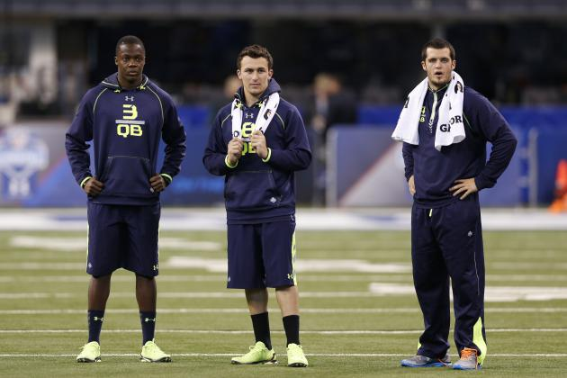 NFL Combine 2014: Live Day 4 Results, 40 Times and Reaction