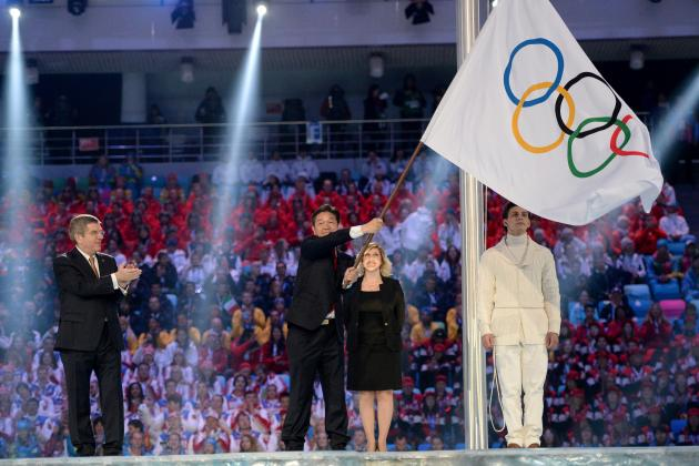 Olympics Closing Ceremony 2014: Highlights, Performers and More from Sochi