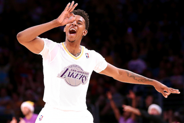 Nick Young and LA Lakers Discuss Continuing Their Future Together
