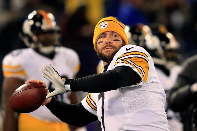 Remembering Ben Roethlisberger's Best Game as a Pittsburgh Steeler