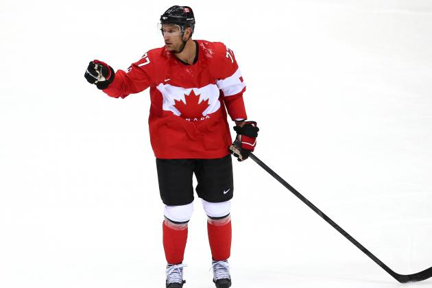Canadian Olympic Hockey Team 2014: Unsung Heroes from Gold-Medal Run