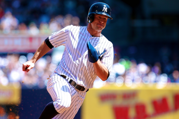 Brett Gardner Agrees to 4-Year Contract Extension with Yankees