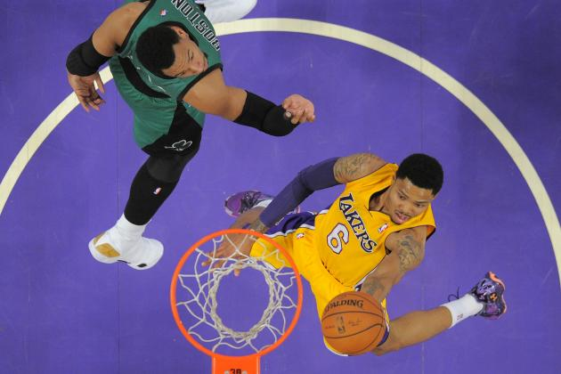 Kent Bazemore Starting for LA Lakers After Just One Game with Team