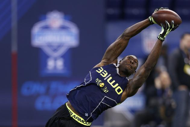 Marqise Lee: Combine Results and Instant Reaction