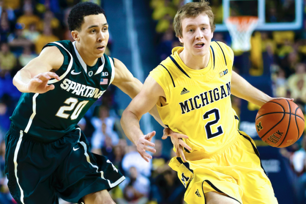 Michigan State vs. Michigan: Score, Grades and Analysis