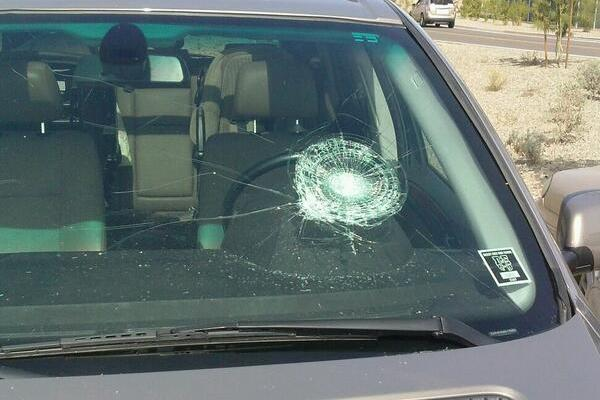 Cubs Prospect Javier Baez Leaves Mark on Car Windshield with Home Run