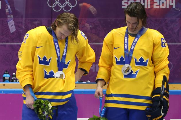 Karlsson Said Silver Medal Means so Much to Him He'll Put It on Ebay