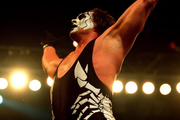 Sting Announced as Pre-Order Exclusive for WWE 2K15