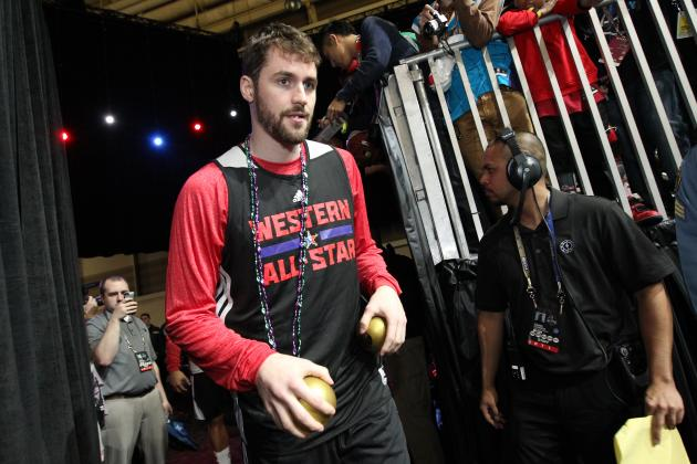 The Case for Kevin Love as the Best Power Forward in the NBA