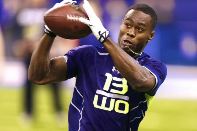 Brandin Cooks: Combine Results and Instant Reaction