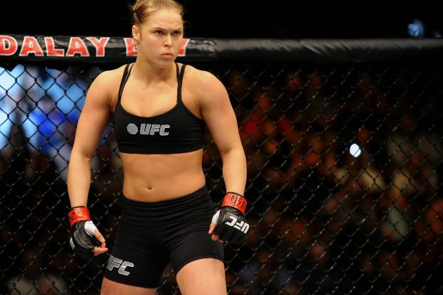 UFC 170 Results: Sorting out the Top Contenders for Ronda Rousey