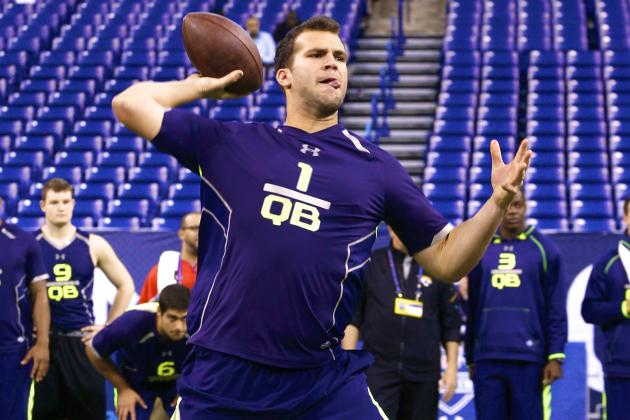 What We Learned from Blake Bortles' NFL Scouting Combine Performance