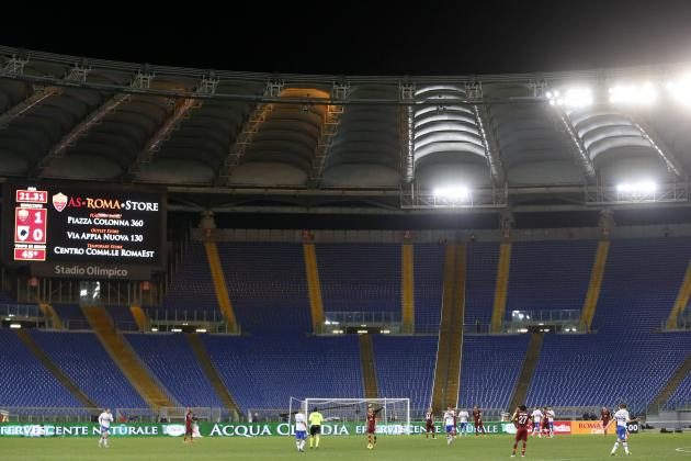 Roma and Other Serie A Stadium Closures Send Wrong Message on Italian Football