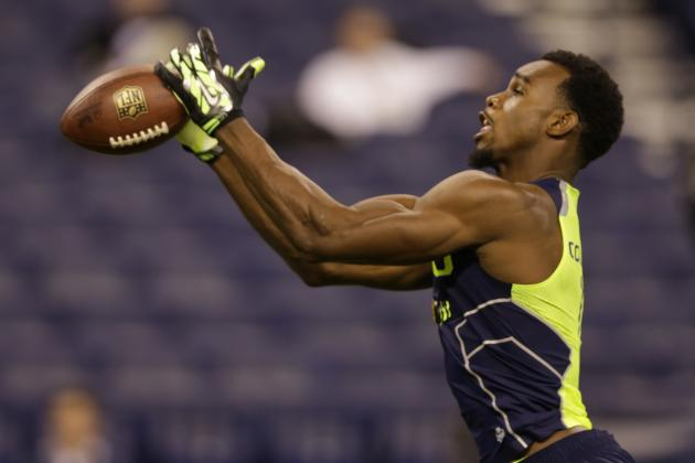 NFL Combine 2014 Results: Prospects on the Rise After Strong Showings